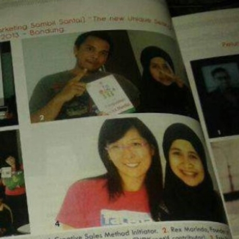 on Mix, marketing magz